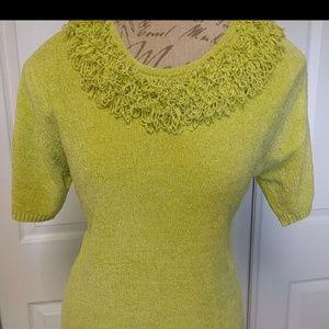 Lisa International Vintage short sleeve